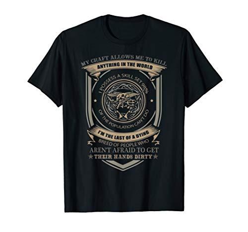 -  Navy Seals Trident  T-Shirt