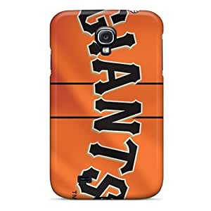 Qpn8272QFwT Cases Covers Protector For Galaxy S4 San Francisco Giants Cases