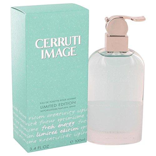 Image Fresh Energy by Nino Cerruti Eau De Toilette Spray (Limited Edition) 3.4 oz for Men