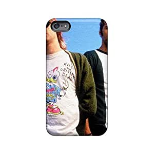 Great Hard Cell-phone Cases For Iphone 6plus With Customized Nice Nirvana Image KerryParsons