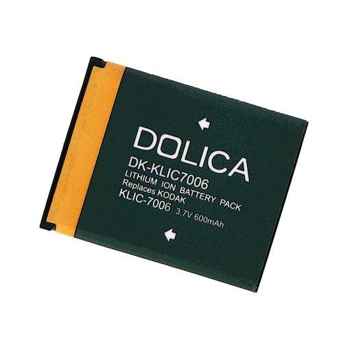 Dolica DK-KLIC7006 600mAh Kodak Battery [並行輸入品]   B0754YGN9J