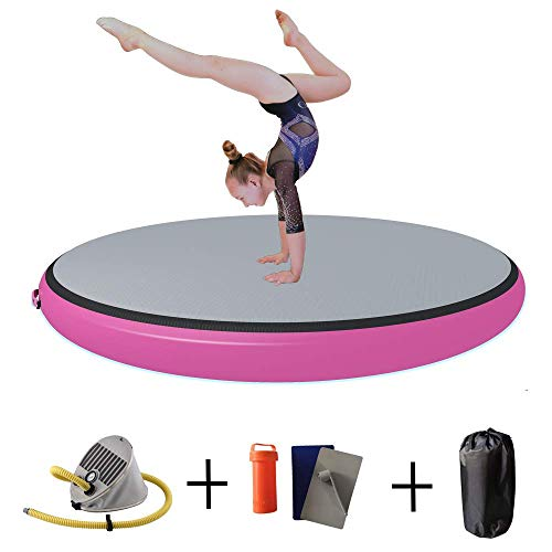 Amazon.com: ALIFUN - Esterilla hinchable para gimnasia, con ...