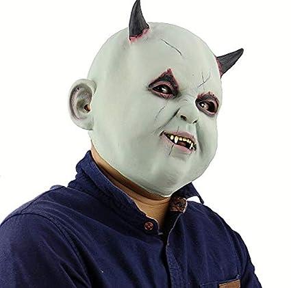 Máscara De Payaso Realista Látex Humano Máscara Aterrador A ...