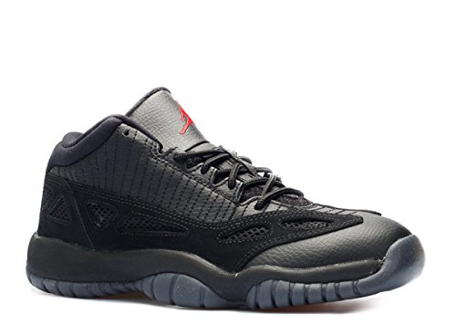 Air Jordan 11 Retro Low BG - 5.5Y ''Referee'' - 768873 003 by NIKE