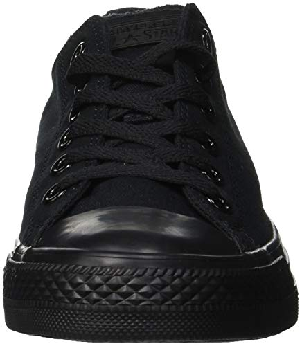 Black All Monoch Zapatillas unisex Converse Hi Star dPRxX6X