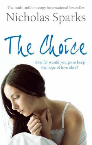 """The Choice"" av Nicholas Sparks"