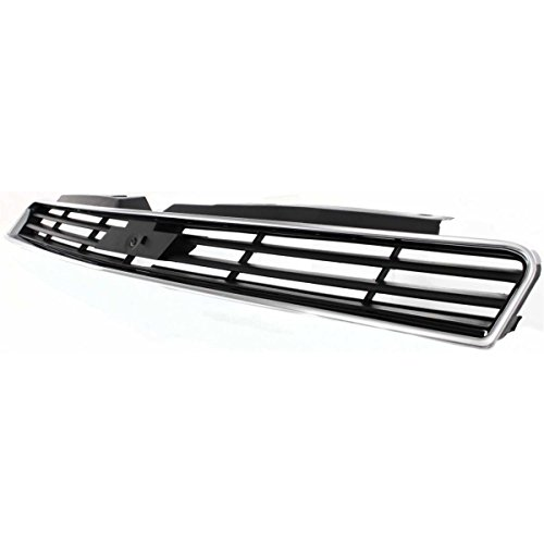 Diften 104-C1618-X01 - New Grille Assembly Grill Chrome shell black insert Impala GM1200562 10333709