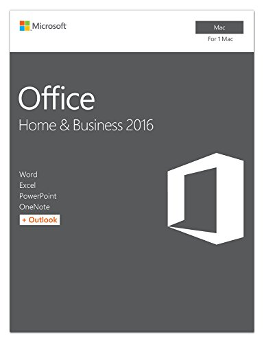 Microsoft Office Home Business 2016 product image