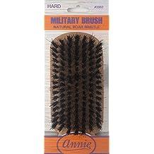 HARD military reinforced BRISTLE WAVE HAIR BRUSH durag MAN