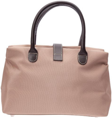 Moka main porté X Marron La Bagagerie Sac Shopping qw7aa0PS