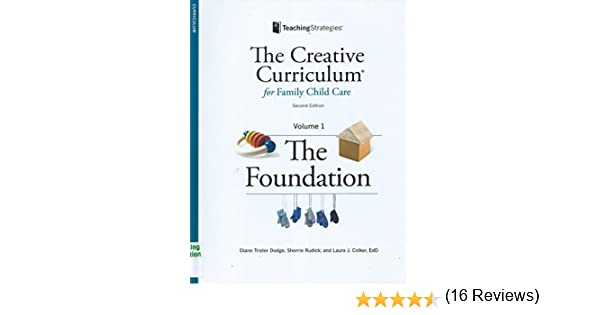 The Creative Curriculum for Family Child Care - Volume 1: The ...