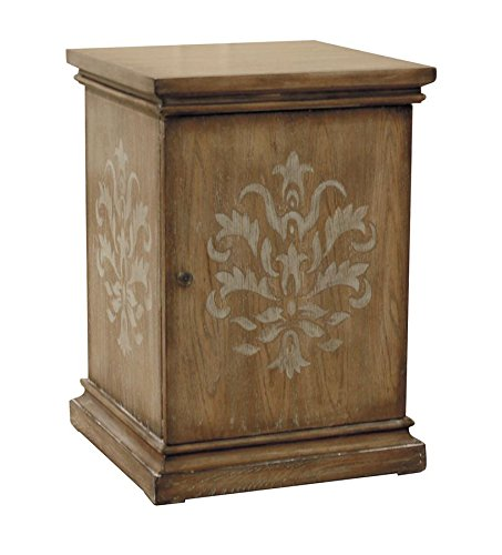 - Pulaski Brielle Chair Side Table, Antique