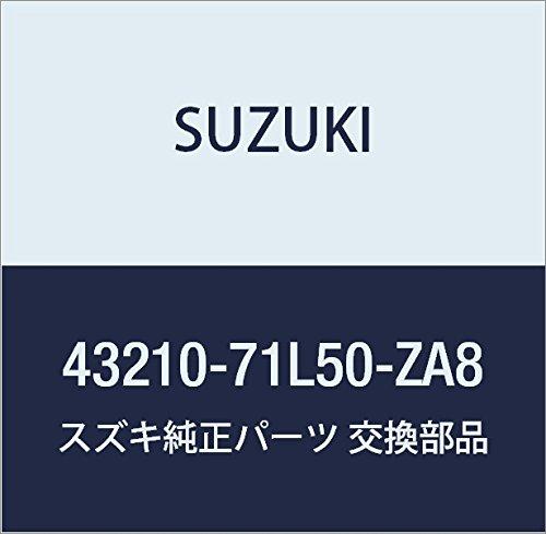 SUZUKI (スズキ) 純正部品 ホイール アルミ 16X6J(シルバー) KEI/SWIFT 品番43210-71L50-ZA8 B01LWZBSZK