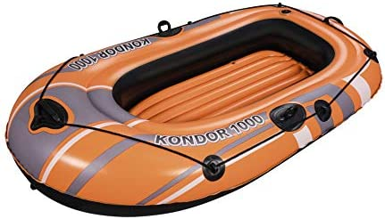 Barca Hinchable Bestway Hydro-Force Raft Kondor 1000 , 155 x 93 cm ...