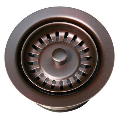 Waste Disposer Trim Finish: Mahogany Bronze by Whitehaus Collection