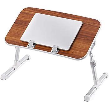 Amazon Com Laptop Tables Laptop Desk For Bed Taotronics