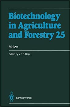 Book Maize (Biotechnology in Agriculture and Forestry)