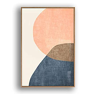 Framed Canvas Wall Art for Living Room, Bedroom Fashion Girl Canvas Prints for Modern Home Decoration Ready to Hang - 16