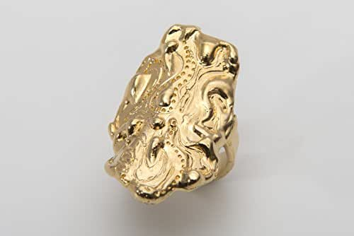 Amazon.com: Gold Statement Ring – Vintage Inspired Ring