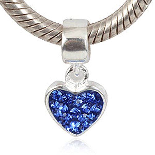 Heart Sterling Silver Valentine Carystal product image