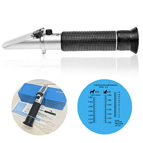 3-in-1 Animal Clinical Refractometer, Measuring Animal