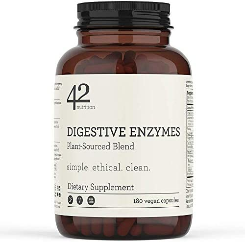 42Nutrition Digestive Enzymes Dietary Supplement product image