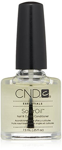 CND Essentials Nail & Cuticle Oil, Solaroil (Solar Oil)