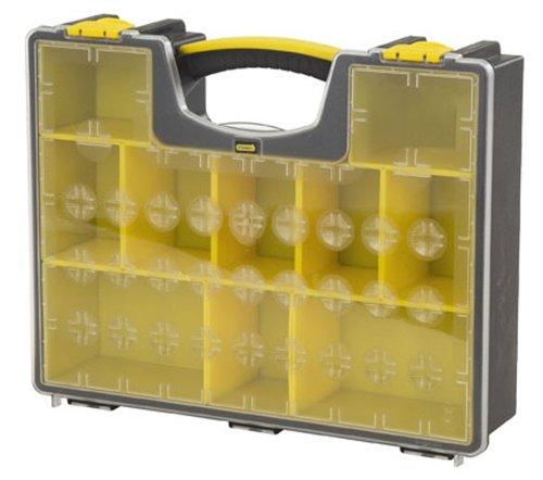 Stanley Consumer Storage 014708R 10-Compartment Deep Professional Organizer ()