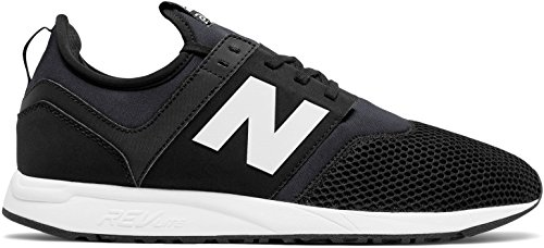 cost high quality cheap price New Balance Womens Wrl247sa Black White Classic fashionable online free shipping order cheap sale fashionable NBQUkOs82C