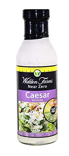 Walden Farms, Dressing, Caesar, 12 oz