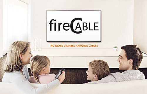 Large Product Image of Fire Stick Cable - Micro USB Cable for FireStick & Other Streaming Sticks | Powers Firestick from Flat Screen TV