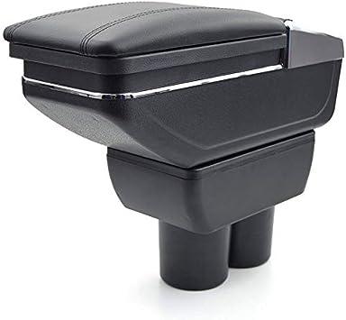 Für Suzuki Jimny 2015 2018 Armlehnebox Mittelkonsole Mit Aufbewahrungsbox Mittelarmlehne Schwarz Auto