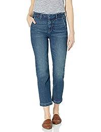 Goodthreads Boyfriend Slit Pocket Jean Jeans para Mujer