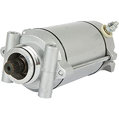 DB Electrical SMU0080 Starter For Honda Motorcycle CB250 Nighthawk, CM200T Twinstar, CMX250C Rebel, CMX250X /1981-2015/31200-402-700, 31200-465-671, 31200-KB4-008, 31200-KB4-700, 31200-KC2-315: Automotive