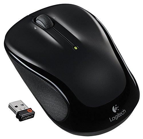 Logitech Wireless Mouse Designed Scrolling