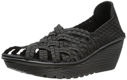 Skechers Kvinners Parallell-kurv Veve Kile Sandal O3ZYT9j75W