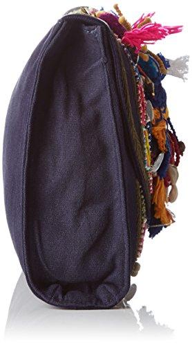 Antik Multicolore Donna X Batik Poschette w 1x23x33 Multicolore L multico Giorno Koshi H Cm rI1qrxwYU