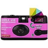 Lomography Simple Use Camera, Lomochrome Purple (suc100lc)