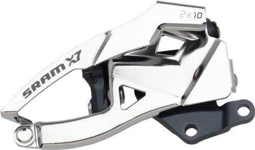 SRAM X.7 2 x 10 dm-s3 Front Derail, dual-pull (by SRAM