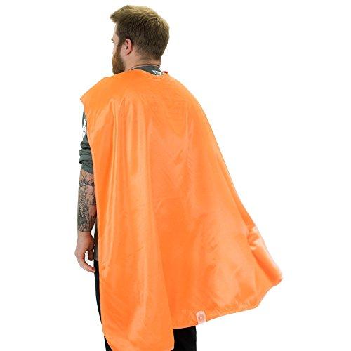 Everfan Men's Polyester Satin Superhero Cape 38