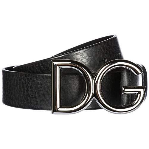 Dolce E Gabbana Men's Bc4247ai8948b577 Black Leather (Gabbana Mens Clothing)