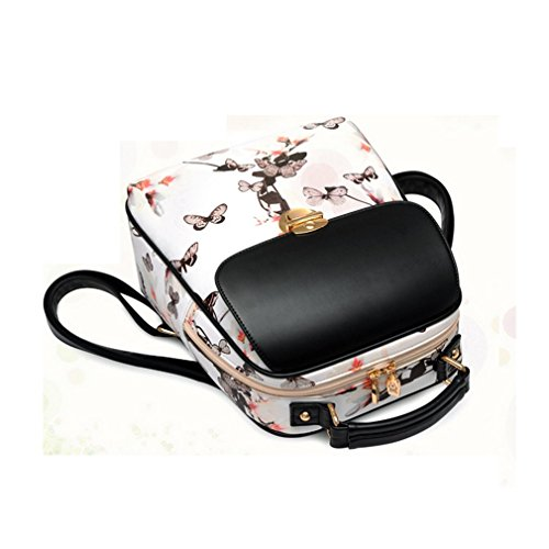 FAIRYSAN - Bolso mochila  para mujer Blanco blanco blanco