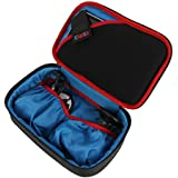 "Khanka Soft Storage Carrying Travel Case Bag for 6-7 "" inch GPS Navigation Garmin nuvi TomTom Magellan Mio"
