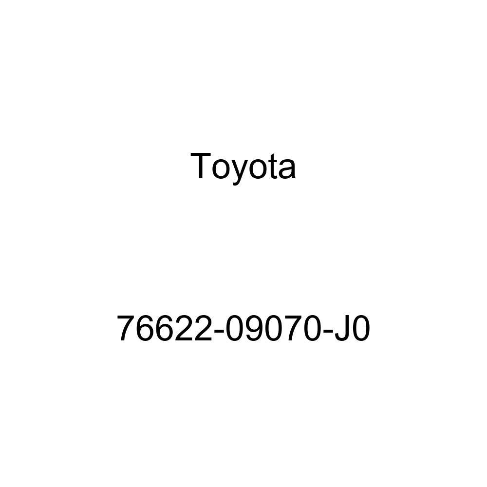 TOYOTA Genuine 76622-09070-J0 Fender Mud Guard Sub Assembly