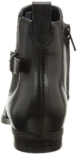 Clarks Morela Liza Damen Stiefel & Stiefeletten Schwarz (Black Leather)