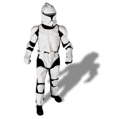 Boy's Deluxe Star Wars Clone Trooper Costume for $<!--$75.33-->