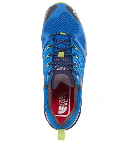 The North Face M Ultra Fastpack Ii Gtx, Zapatillas de Senderismo para Hombre Azul (Blue Quartz / Cosmic Blue)