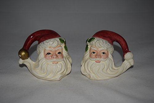 - Vintage Santa Salt and Pepper Shakers