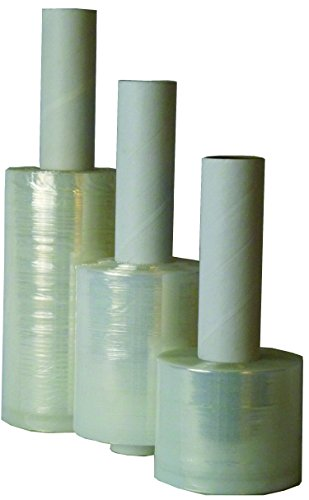 - TRM Manufacturing 44005EC-80-GAU Clear LDPE Banding Stretch Film with an Extended-CORE, 80 Gauge, 5