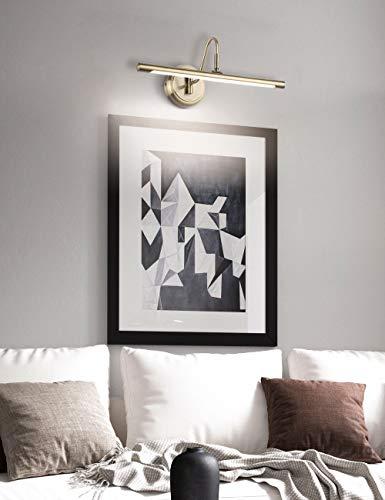 Modern LED Picture Lights Fixtures,Art Decor Metal Artwork Mini Accent Spotlights 16.54